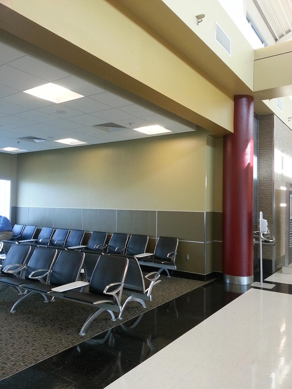 Roanoke Airport Roanoke Virginia Vitrulan Usa